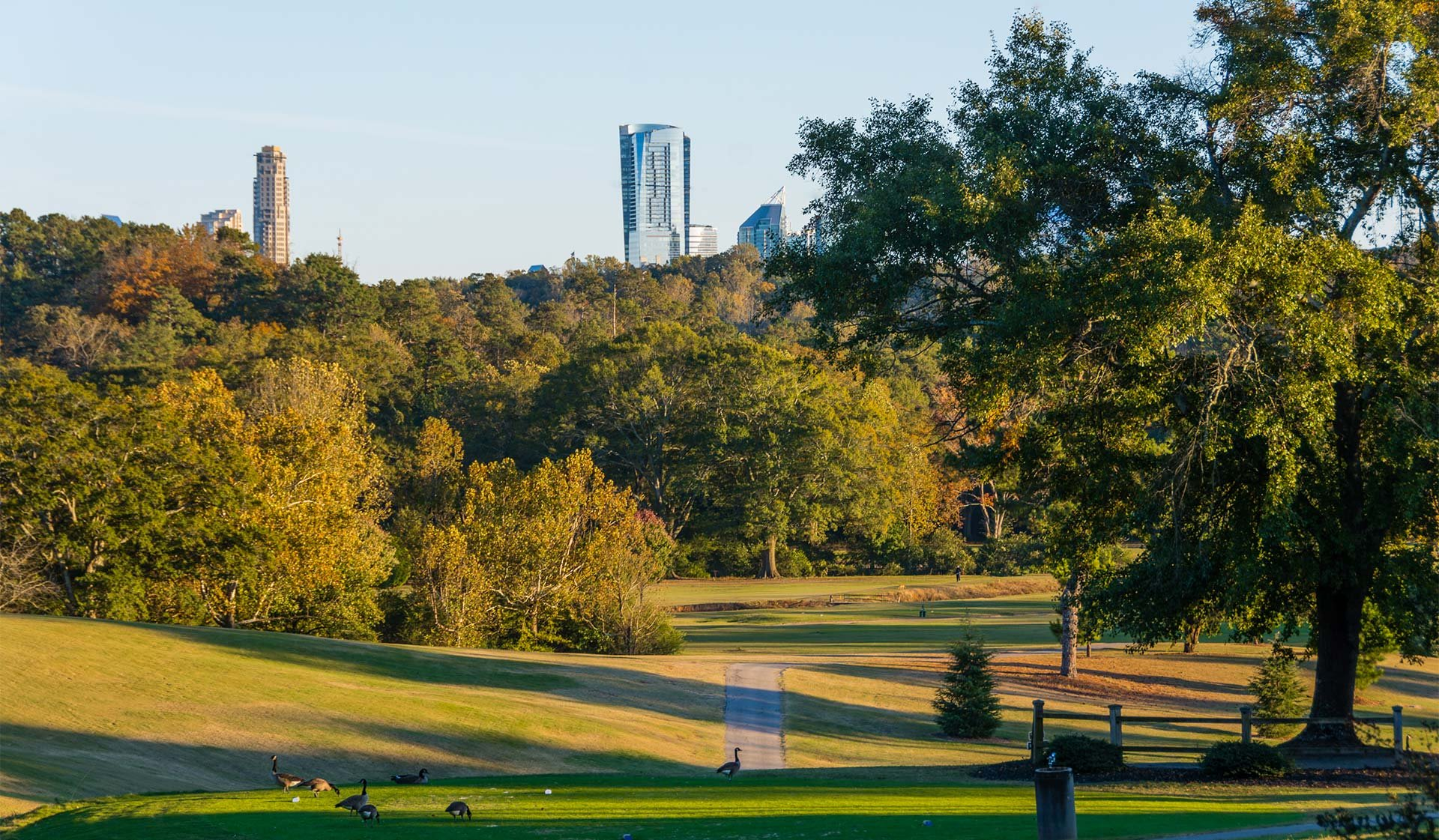Tremont Apartments -  Buckhead, Atlanta, GA -  Golf Course