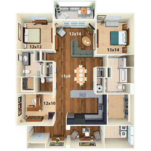 48 Beauteous How Much Is Rent For A 2 Bedroom Apartment Model Plans